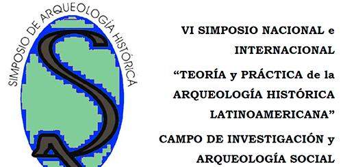 VI Simposio de Arqueología