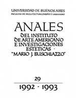 Anales N°29 (Años 1992/93)