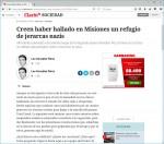 Teyú Cuaré: repercusiones en la prensa